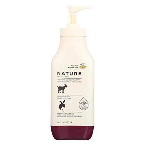 - Canus, Body Lotion Goats Milk, 11.8 Ounce