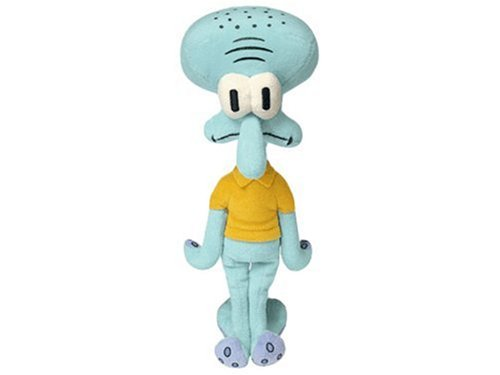 Ty Squidward Tentacles by Ty