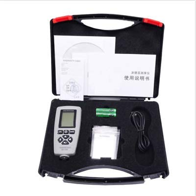 - New LCD Display Coating Thickness Gauge Meter Tester EC-770 Fast shipping