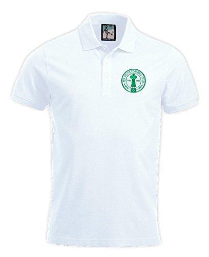 Diseño de Celtic centenario de fútbol Polo-camisa nuevos tamaños ...