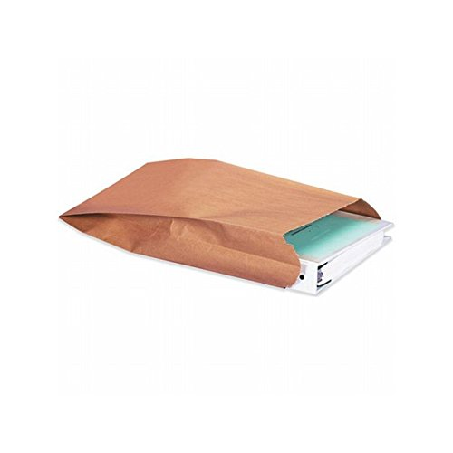 Box Packaging Gusseted Reinforced Nylon Mailer, 6'' x 2 3/4'' x 12'' - Case of 1,000 by Box Packaging