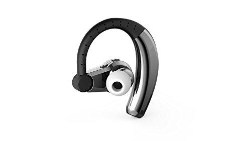Auriculares Bluetooth, solo Wireless Bluetooth 4.1 en Ear auriculares auriculares estéreo sonido con reducción de ruido, Auriculares con micrófono estéreo ...