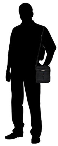 ATIPIX - Bolso al hombro de Material Sintético para hombre M negro