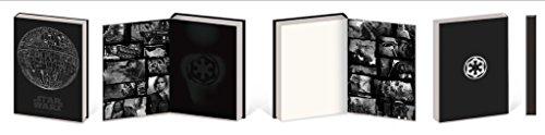 - Pyramid America SRA91550 Wars Death Star Premium 240 Page Journal Notebook, Multi