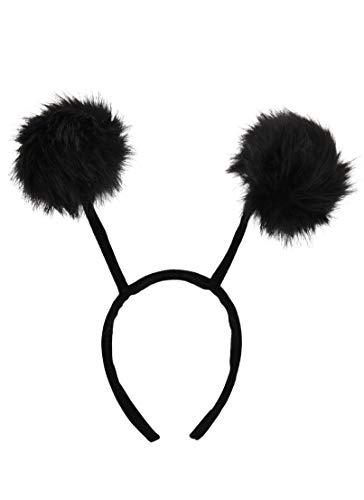 Pom Pom Costumes - elope Bendy Bug Pom Antennae Headband