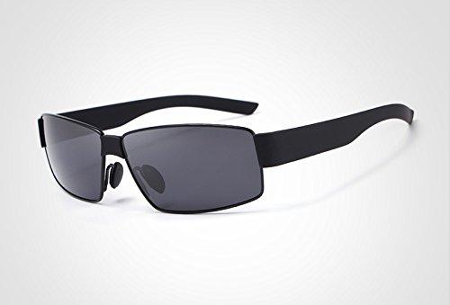 Yao Polarisierte Sonnenbrille der Männer, Sonnenbrille, die Radfahrengläser oculos de sol masculino Eyewear Schatten fährt ( Farbe : Brown )