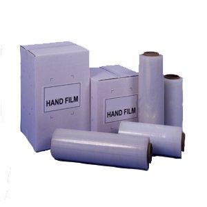 4 Rolls Clear Stretch Film Plastic Pallet Wrap 18