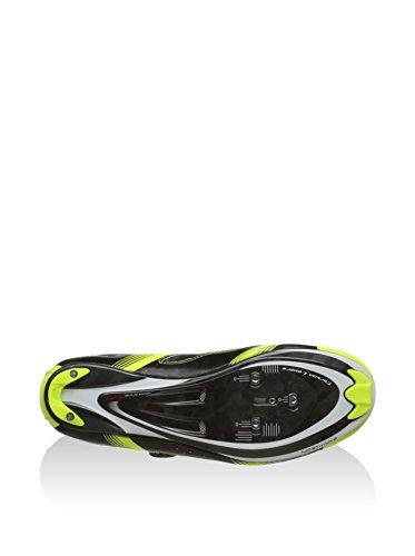 Northwave - Zapatillas de ciclismo para hombre Negro negro azul claro Talla:44