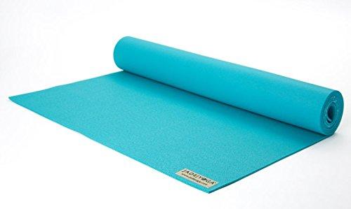 Jade Harmony Professional Yoga Mat, Teal, 3/16