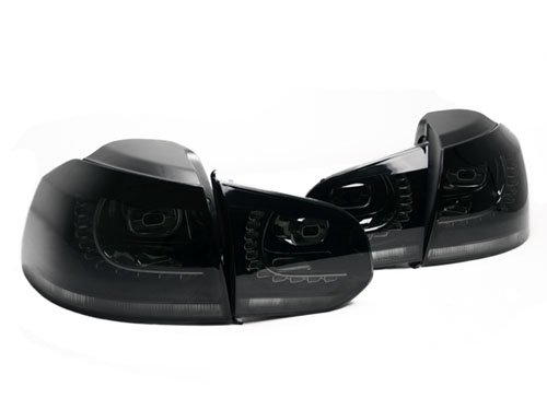 Golf Gti Led Tail Lights in US - 2
