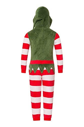 Up Elf due It pezzi Pigiama Donna Onesie Style Fleece pPOzw5qw