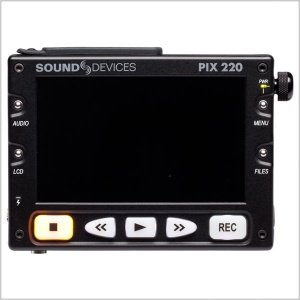 Sound Devices PIX 220i Video Recorder 64Bit