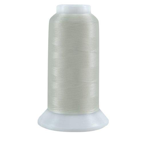 Superior Threads 11402-624 Bottom Line Polyester Thread, 3000 yd, Natural White