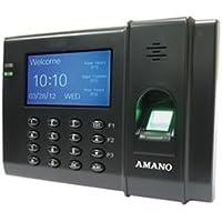 Fingerprint Time Clock System, 120/240V