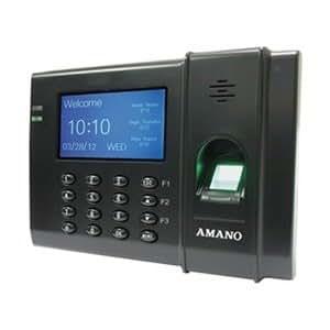 Amazon Com Fingerprint Time Clock System 120 240v