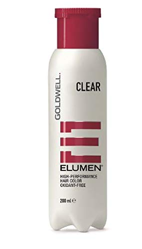 Goldwell Elumen High-performance Hair Color, Clear, 6.8 Ounce