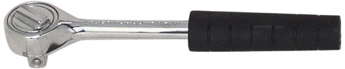Wright Tool 3400 7-1/32'' Nitrile Grip Handle Ratchet