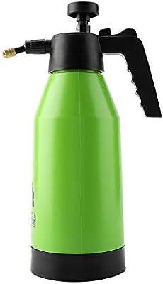 Pulverizador Manual, Presión portátil de 2L Rociador de Agua Jardín Bomba de Mano Plantación Jardinería Herramienta de riego para jardinería: Amazon.es: Hogar