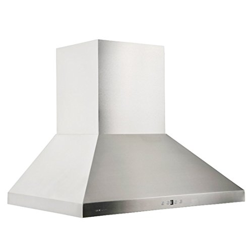 CAVALIERE AP238-PSF-36 Wall Mounted Stainless Steel Kitchen Range Hood 860 CFM by CAVALIERE (Image #2)