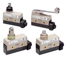 OMRON INDUSTRIAL AUTOMATION ZC-Q2255 LIMIT SWITCH, ROLLER PLUNGER, SPDT