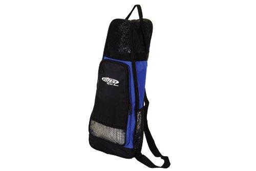 New Tilos Mach II Turbo Snorkeling Fin Backpack for Mask, Snorkel & Diving Fins - 27.5 x 10.5 ()