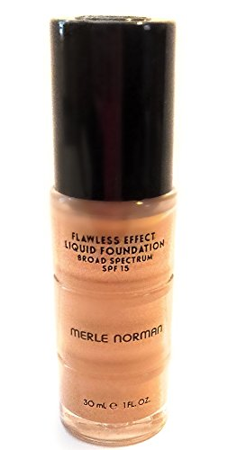 Merle Norman Flawless effect liquid foundation (Diffuser Foundation Spf 15)