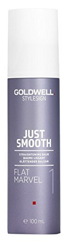 Goldwell Flat Marvel Straightening Balm 3.3 Oz. Set of 2 (Goldwell Flat)