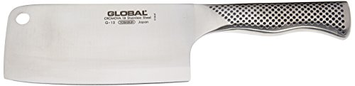 Global 812445 Meat Cleaver, 6 1/2
