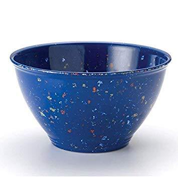 Rachael Ray Accessories Blue Garbage Bowl Materials Melamine (Trash Bowl)
