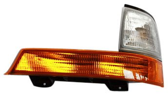 Side Marker Assembly Driver (TYC 12-5056-01 Ford Ranger Driver Side Replacement Parking/Side Marker Lamp)