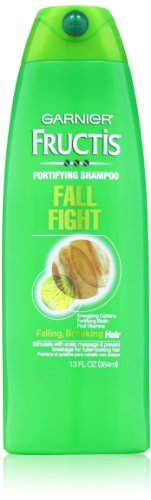 Garnier Fructis Fall Fight Shampoo For Falling Breaking Hair, 13 Fluid Ounce