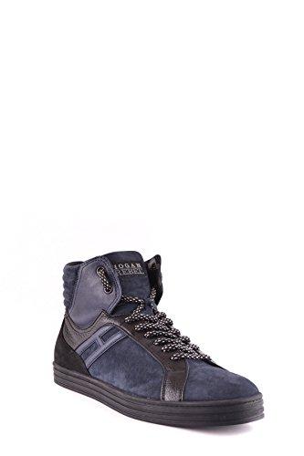 MCBI148411O Top Hogan Pelle Uomo Hogan Hi Hi Sneakers Blu n5txwY0Xq