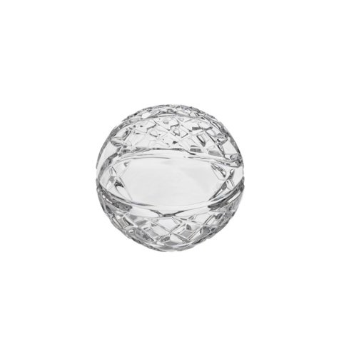 Waterford Crystal Blank Basketball Paperweight