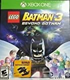 Lego Batman 3 Beyond Gotham with Bonus Batwing Miniset XBOX ONE Warner Bros Games