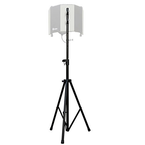 AxcessAbles SF-TRIPOD Recording Studio Isolation Shield Mounting Stand (Stand Only)