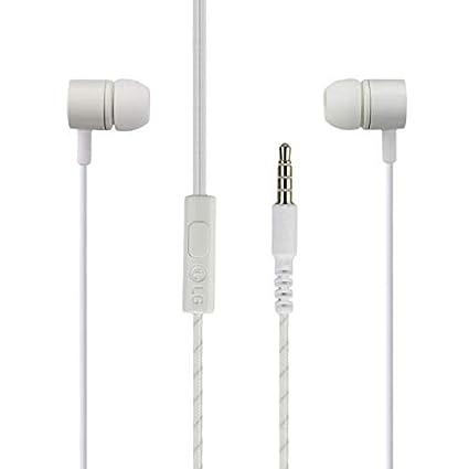 Auriculares Estereo Original LG I-Sound MC002 para LG G3, G4, G5 ...