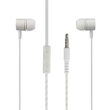 Auriculares Estereo Original LG I-Sound MC002 para LG G3, G4, G5, G6, V10, K4, K8, K10