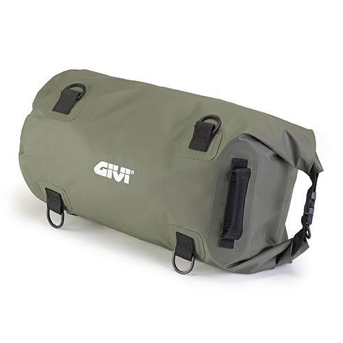 Givi EA114KG Waterproof Duffle/Seat Bag 30 Liters Khaki - Luggage Soft Givi