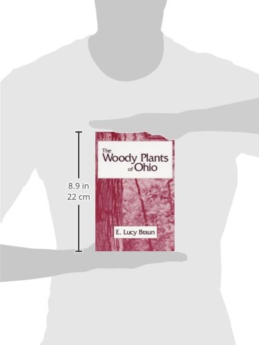 WOODY PLANTS OF OHIO TREES SHRUBS AND WOODY CLIMBERS NATIVE E - Emma lucy braun map of us