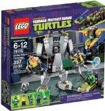 Lego Teenage Ninja Mutant Turtles Baxter Robot Rampage 79105