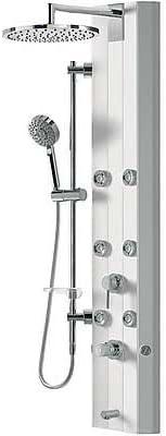 Tres griferia M259596 - Columna de ducha termostatica avan-tres ...
