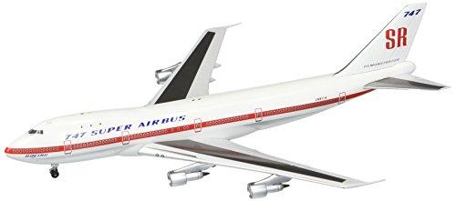 Gemini Jets Diecast Boeing House 747 Model (Boeing Jet)
