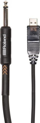 Roland 10ft (3m) Interconnect Cable, 1/4