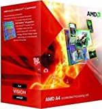 AMD AMD A4-6300 Dual-Core APU Processor 3.7GHz Sockect FM2 Retail / AD6300OKHLBOX /