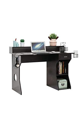 Danube Home Wency Study Desk, Grey - 120 x 60 x 88.5 cm