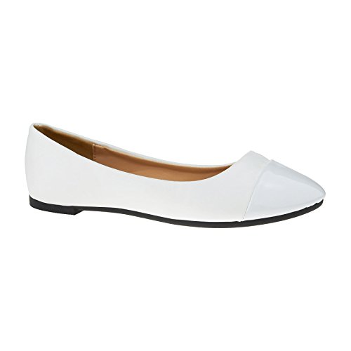 Balletto Footwear London Donna London Footwear White Rwvqx7Png