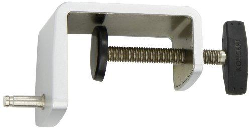 Koncept MT01C3-SIL Desk Clamp, Silver (Koncept Clamp)