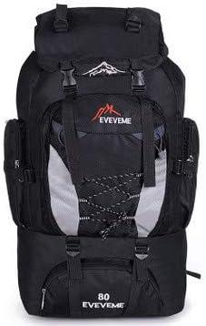 Outdoor Travel Hiking Camping Backpack Waterproof Rucksack Trekking Bag Pack