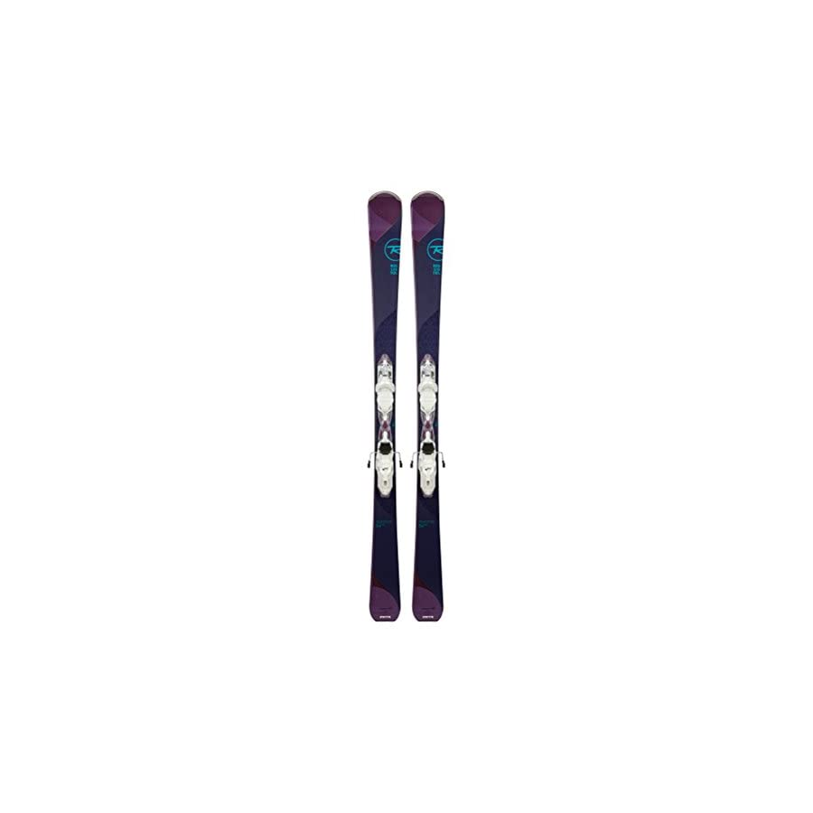Rossignol Temptation 84 HD Womens Skis with Xpress 11 Bindings 2018 146cm