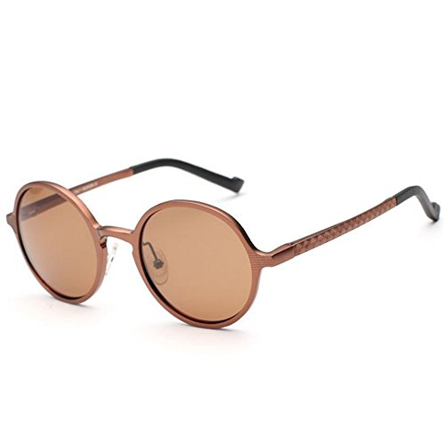 A-Roval Men Polarized Round Large Fashion Metal - India Sunglasses Uv400 In Price